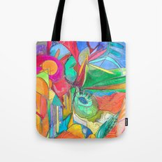 20.000 Leagues Under the Sea Tote Bag