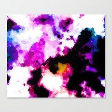 Colorwash Canvas Print