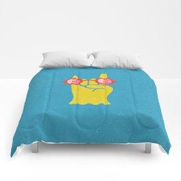 Soft Metal Comforters