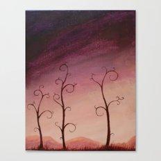 The Solitude Canvas Print