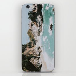 big sur / california iPhone Skin
