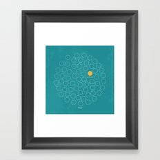 Virtues Framed Art Print