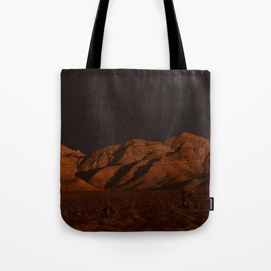 Desert Alpenglow - II Tote Bag