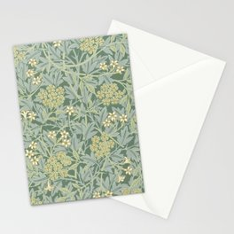 Jasmine by William Morris Stationery Cards