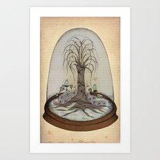 Terrarium #3 Art Print
