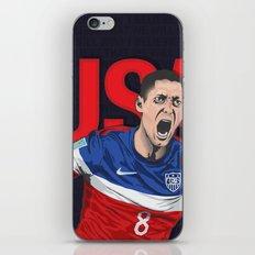 USA World Cup 2014 iPhone & iPod Skin