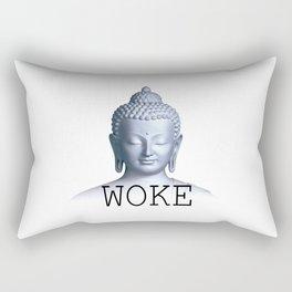 WOKE Rectangular Pillow