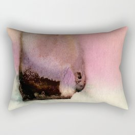A Serene Life 3L - by Kathy Morton Stanion Rectangular Pillow