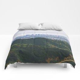 Griffith Park Comforters