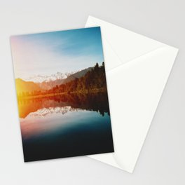 Lake Matheson Stationery Cards