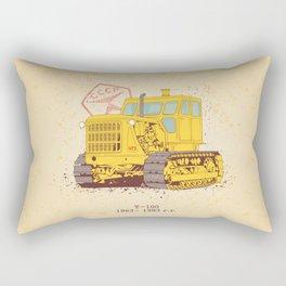 T 100 Rectangular Pillow