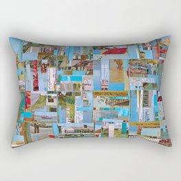 Old Cape Cod Rectangular Pillow
