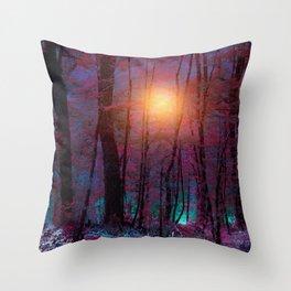 Inner Journey Throw Pillow