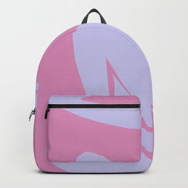 The Blue Nude at Dawn by Henri Matisse Backpack