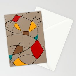 Color Panes Stationery Cards