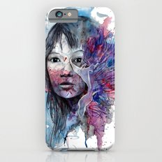 Flabellina by carographic, Carolyn Mielke iPhone 6s Slim Case