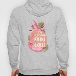 I'm Flocking Fabulous - Flamingo Paradise Holiday Hoody