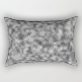 The Story Of Grey Rectangular Pillow