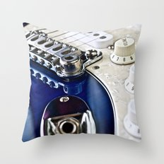 Jam Session - The Peace Collection Throw Pillow