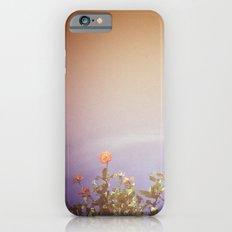 Water Flowers Slim Case iPhone 6s