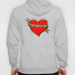 My Heart Belongs to Sasquatch Hoody