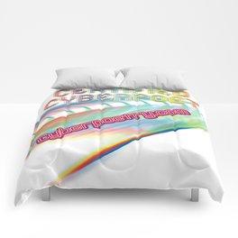CERTIFIED CYBERPOET Comforters