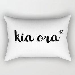 Kia Ora NZ Rectangular Pillow