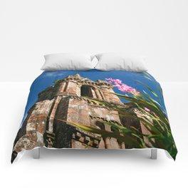 Gothic chapel Comforters