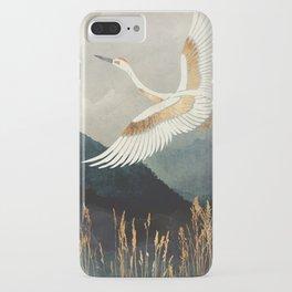 Elegant Flight iPhone Case