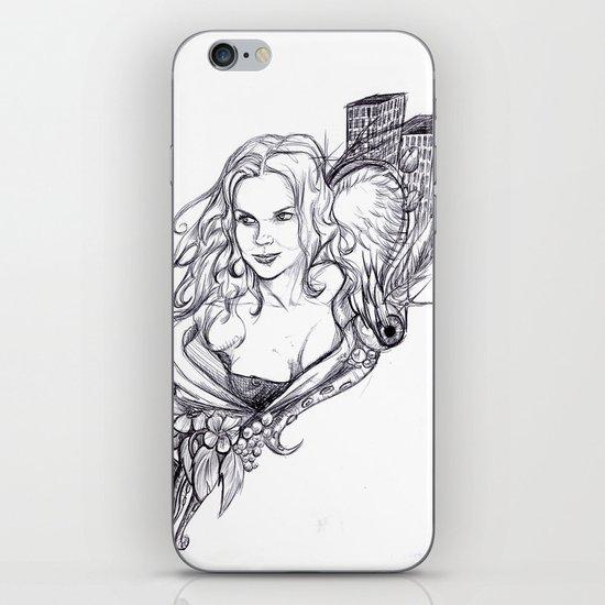 Niki iPhone & iPod Skin