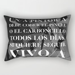 Picasso Rectangular Pillow