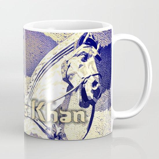 Spirit of the Great Gobi Desert - Genghis Khan Mug