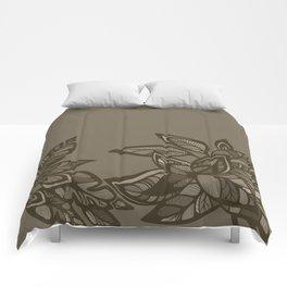 Let Love Grow - Cocoa Comforters