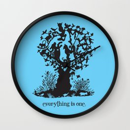 Everything Is One Wall Clock