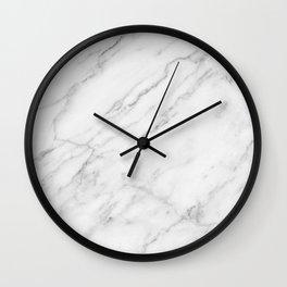 Marble II Wall Clock