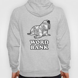 Word Bank Hoody