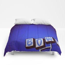 San-Hi Lanes - San Bernadino, CA Comforters