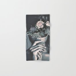 inner garden Hand & Bath Towel
