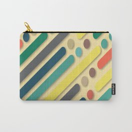 VINTAGE BACKGROUND Pop Art Carry-All Pouch