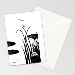 How to grow your tongue Stationery Cards
