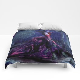 Seduction and the Rose Queen Comforters