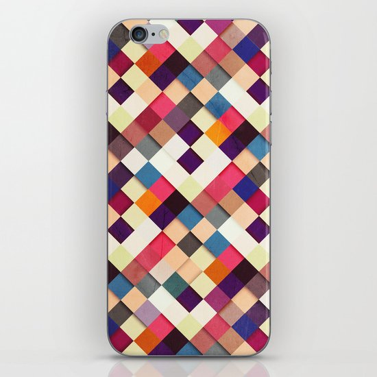 Pass this On II iPhone & iPod Skin