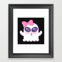 Cute Spooky Framed Art Print