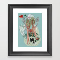 A Stick-Insects Dream Framed Art Print