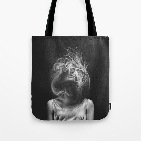 Wind Tote Bag