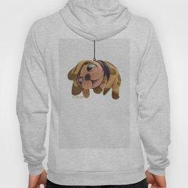 Small pendant dog Hoody