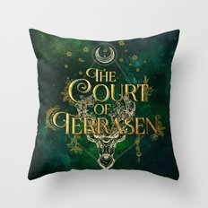 Terrasen Throw Pillow
