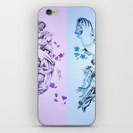 Baby Angels iPhone Skin