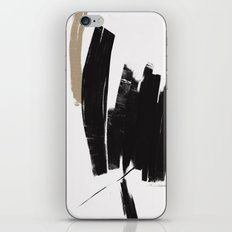 UNTITLED #17 iPhone & iPod Skin