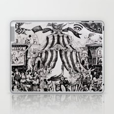 Circus of life II Laptop & iPad Skin